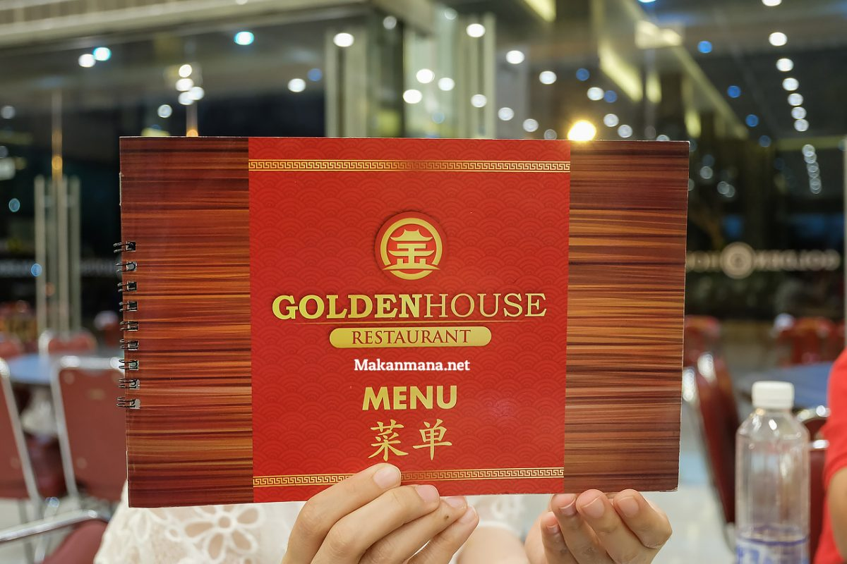 Golden House, a house where delicious food is served. 18