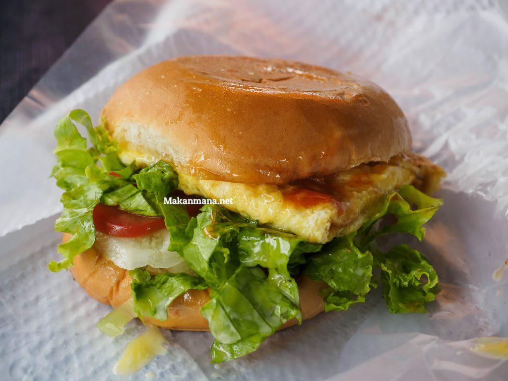 Burger murah meriah tapi enak? Sei Putih jawabannya 2