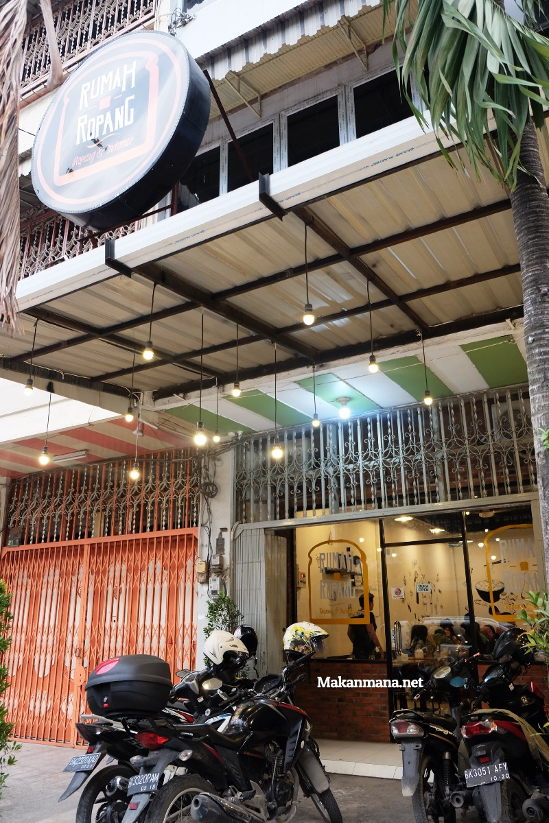Rumah Ropang — Do They Bring Indomie to The Next Level? (Closed) 4