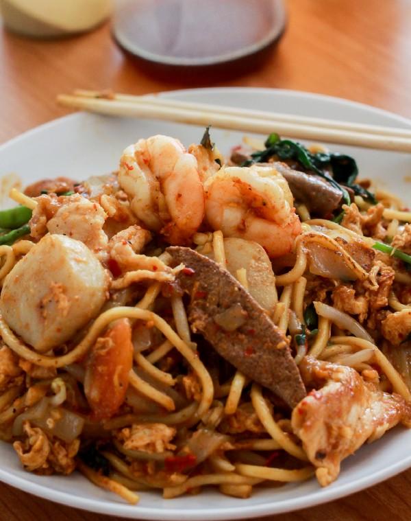 I named it 'Toko 64': Chinese Food Satu Hati 2
