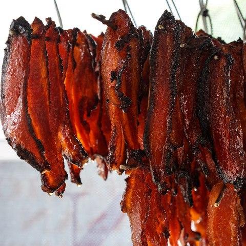 chasio asan grilled pork kuliner medan