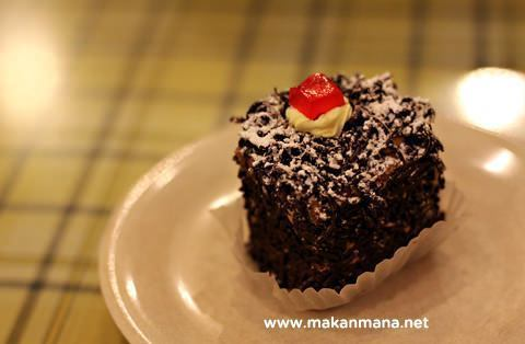 cake tip top restaurant