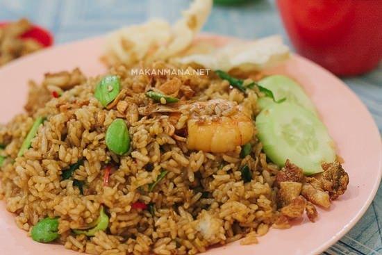 nasi goreng pete stinky bean fried rice 172 makanmana kuliner medan