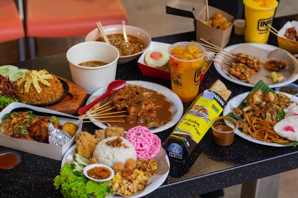 10+ Rekomendasi Kuliner Medan Best di INBOX Food Market Medan! 5