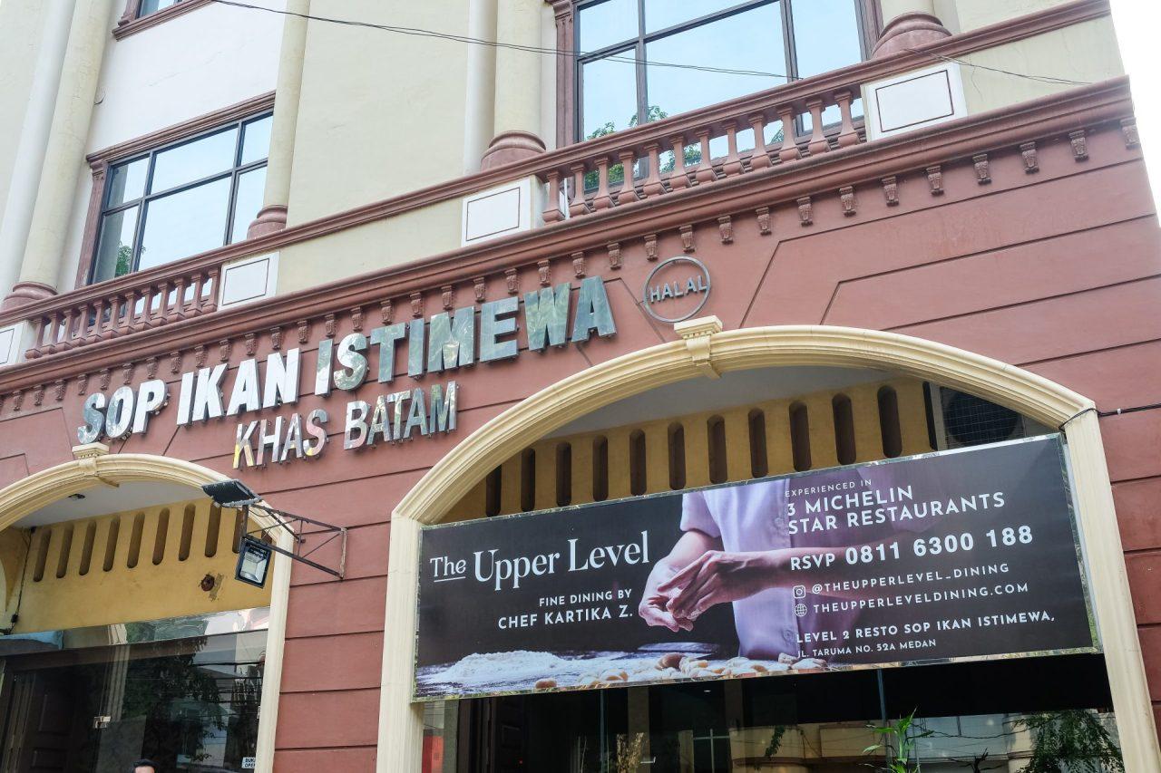 The Upper Level — Fine Dining di Medan, Serasa Dibawa Keliling Dunia 5