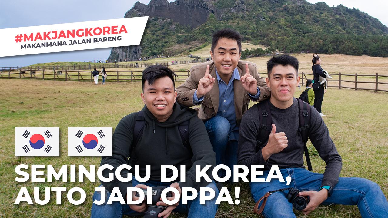 Makan Gurita Hidup-Hidup—Makanmana South Korea Trip Part I 4