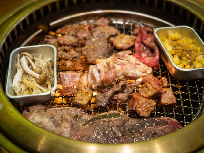 5 Most Recommended All You Can Eat BBQ Halal Di Medan! 1