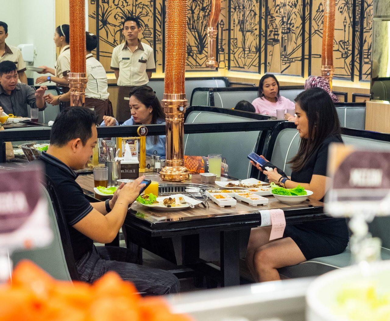 ALL YOU CAN EAT! Steak 21 Buffet di Deli Park Podomoro Medan 14