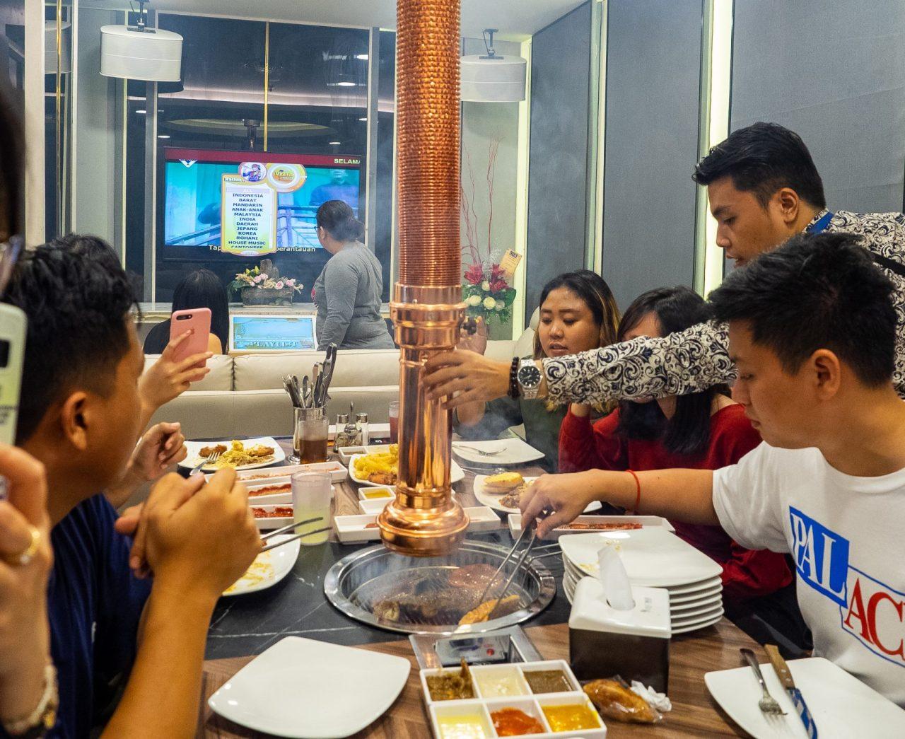 ALL YOU CAN EAT! Steak 21 Buffet di Deli Park Podomoro Medan 19