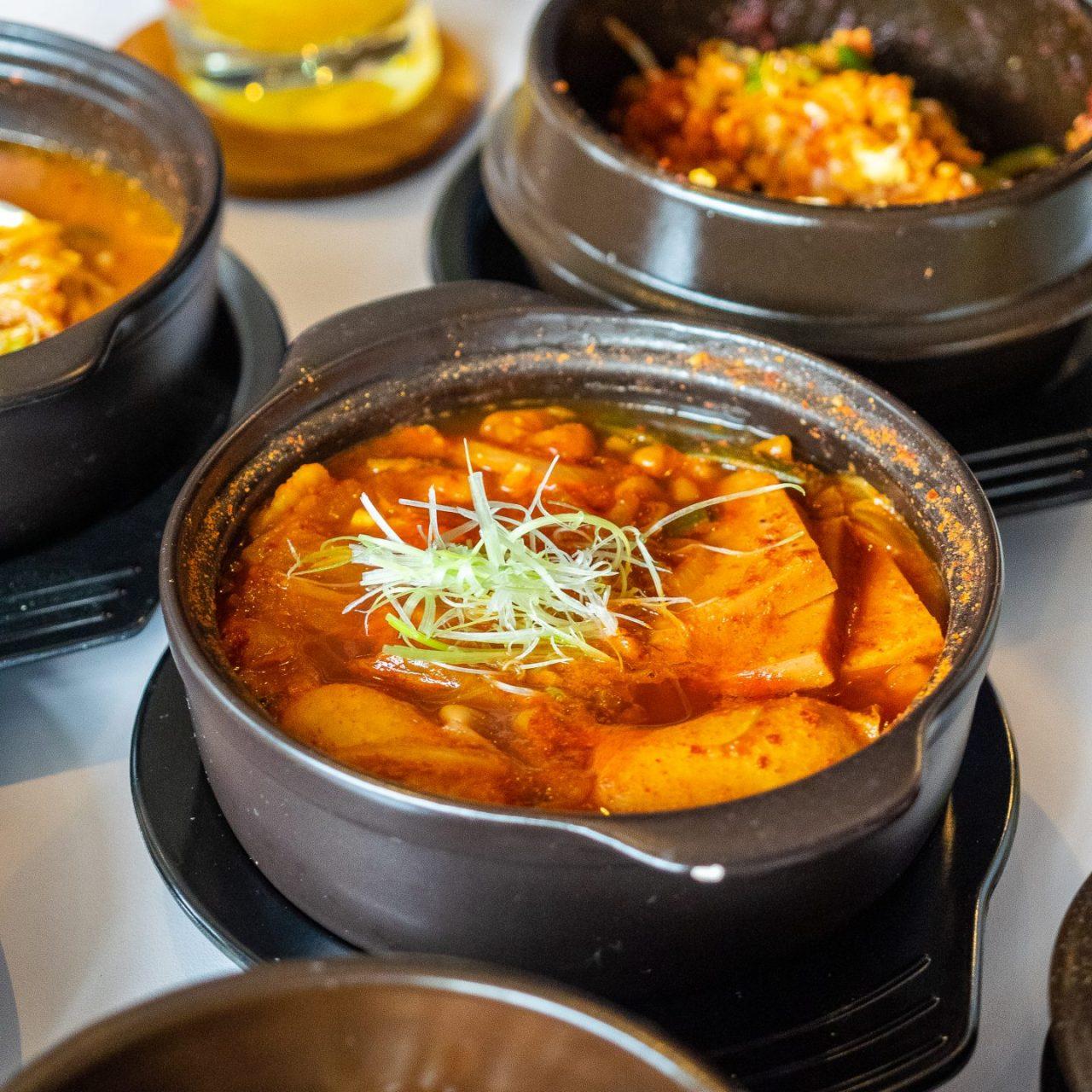 3 Kali Launch Korean Seasonal Menu, Ada Apa Dengan The Three Carrari? 8