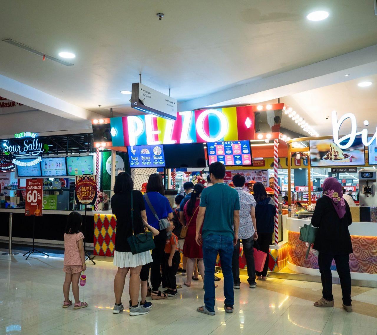Dari Singapore ke Medan, Pezzo Pizza Utamakan Kecepatan Daripada Kelaparan 1