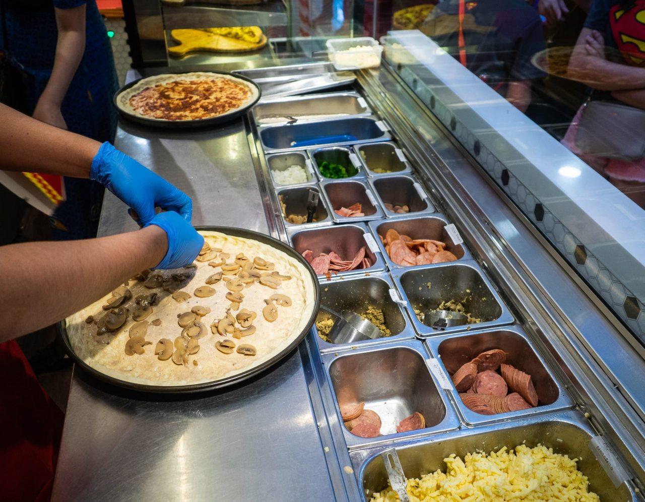 Dari Singapore ke Medan, Pezzo Pizza Utamakan Kecepatan Daripada Kelaparan 11