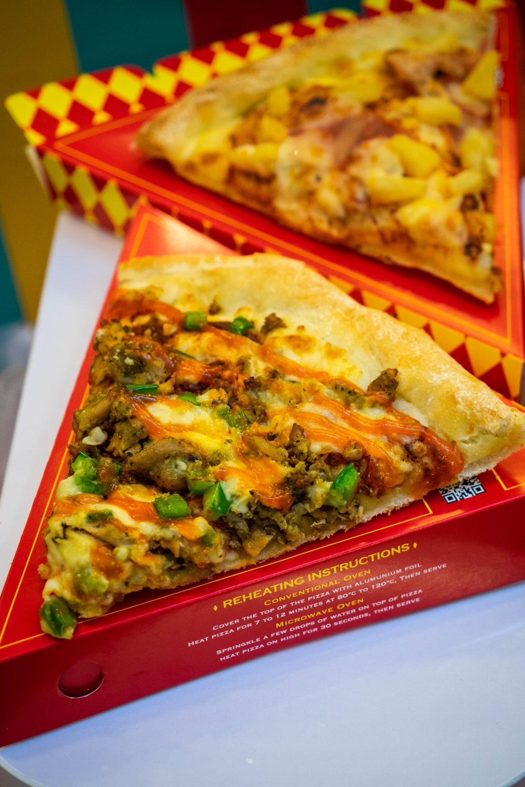 Dari Singapore ke Medan, Pezzo Pizza Utamakan Kecepatan Daripada Kelaparan 9