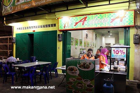 Renovasi RM AdoeA Seafood Restaurant yang Mengejutkan di awal tahun 2020. 3