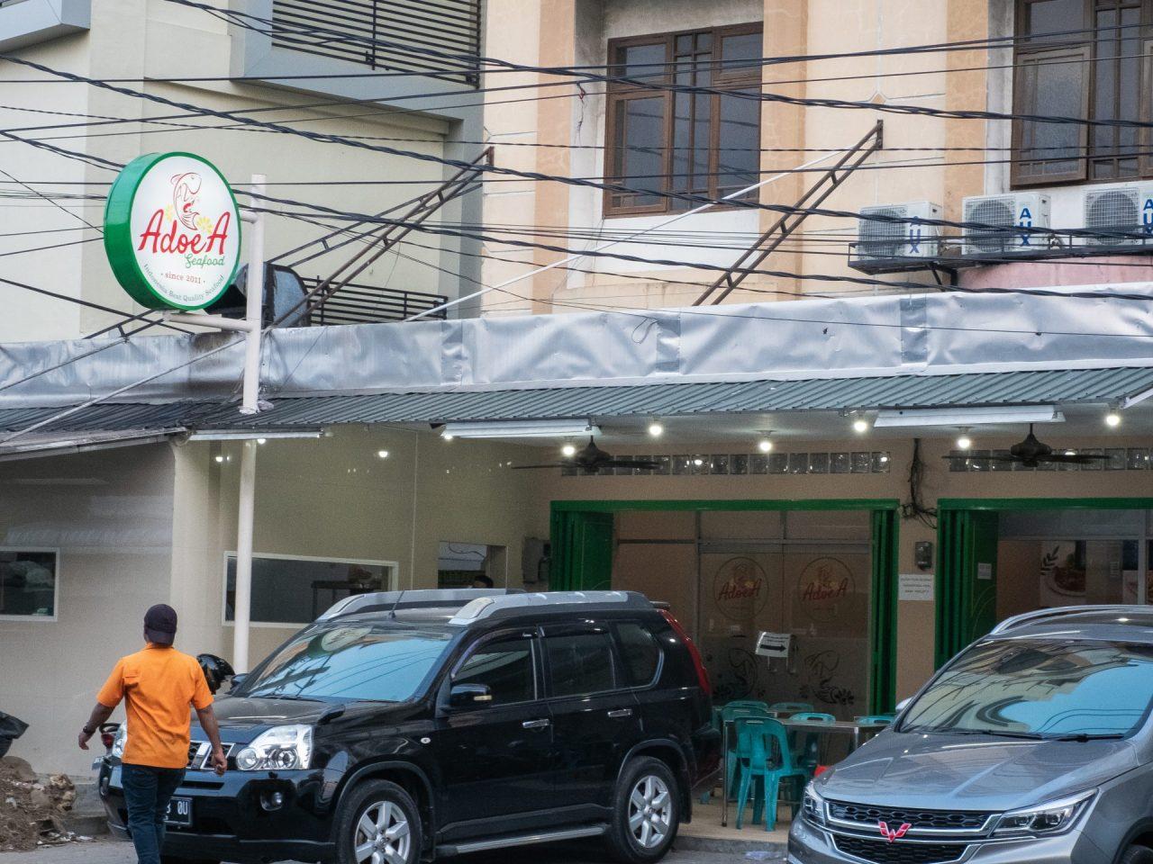 Renovasi RM AdoeA Seafood Restaurant yang Mengejutkan di awal tahun 2020. 31