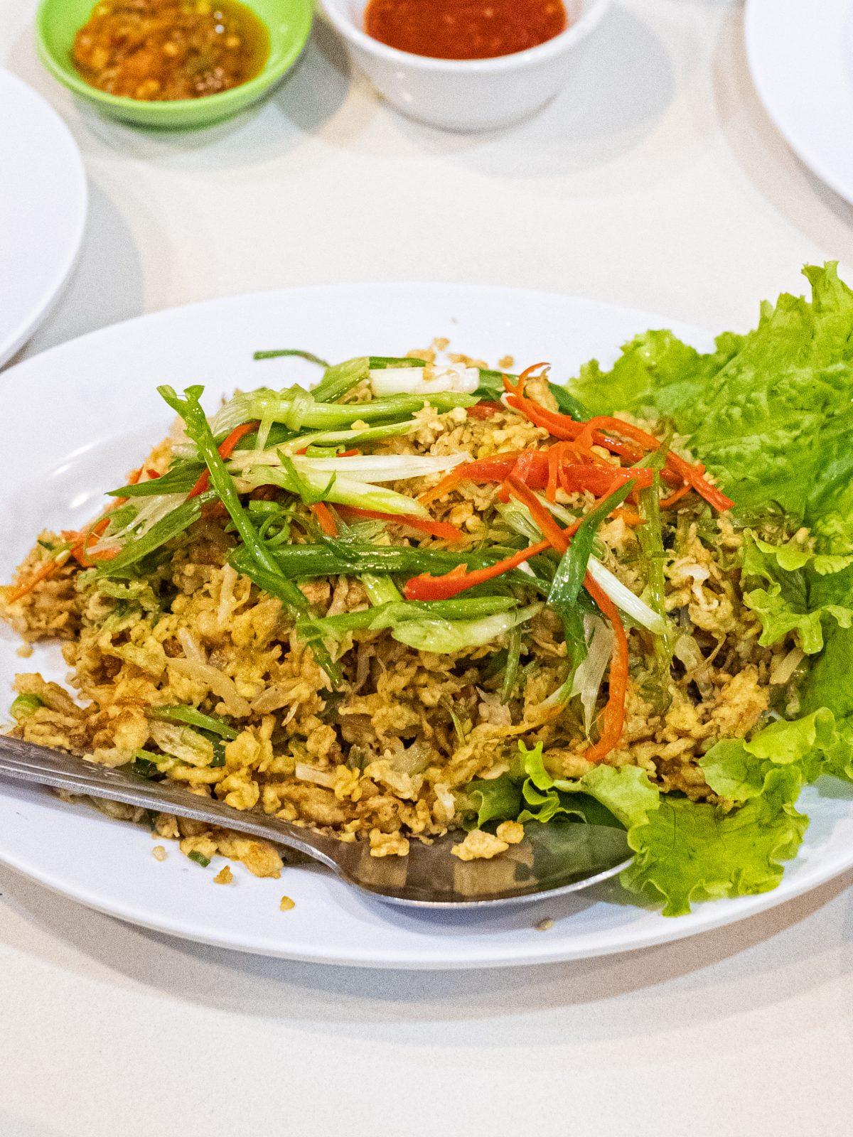 Renovasi RM AdoeA Seafood Restaurant yang Mengejutkan di awal tahun 2020. 29